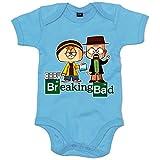 Body bebé Breaking Bad Baby - Celeste, 6-12 meses