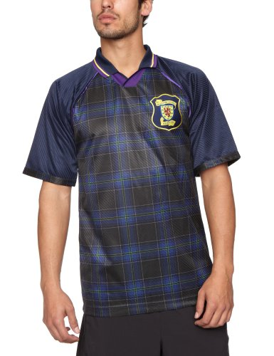 Official Retro Scotland 1996 Euro Championship PY shirt
