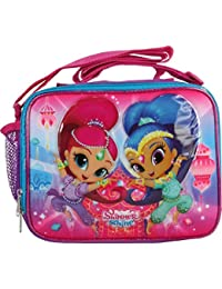 Nickelodeon Shimmer and Shine Soft Lunch kit by Nickelodeon