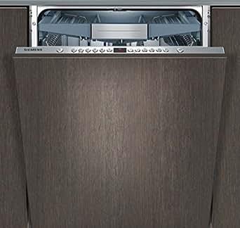 siemens sn66p191eu iq500 geschirrsp ler vollintegriert a 266 kwh jahr 14 mgd 2660 l. Black Bedroom Furniture Sets. Home Design Ideas