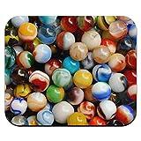 Glasmurmeln–Spiele Sammlerstücke Mauspad Mauspad