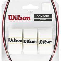 Wilson Pro Overgrip para Raqueta, Unisex adulto, Blanco, Única