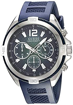 Guess W1168G1 Reloj de Hombres