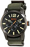 Boss Orange Paris Multieye 1513312 Men's Watch Analogue Quartz Textile