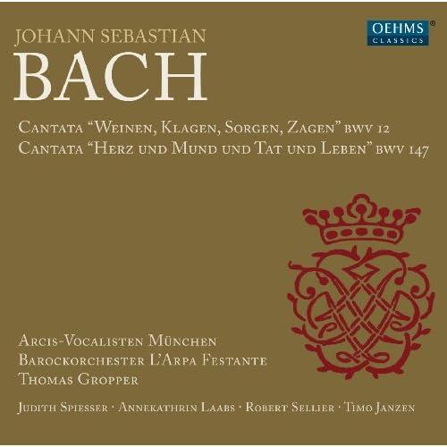 Weinen, Klagen, Sorgen, Zagen, BWV 12: Was Gott tut (Chorus)