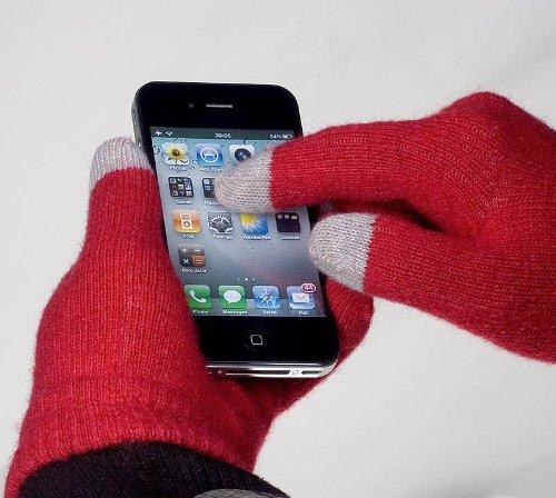 yayago Touchscreen Handschuhe Universalgröße (ca. S - M) - für MP Man MPW815
