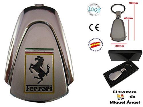 Preisvergleich Produktbild Schlüsselanhänger mit Ferrari-Logo