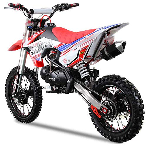 Zoom IMG-2 pitbike rf sport motocicletta da