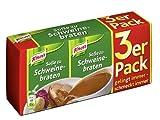 Knorr Schweinebraten Soße 3 x 250 ml