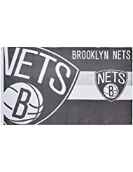NBA Brooklyn Nets - Drapeau officiel