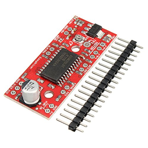 Bluelover A3967 EasyDriver Shield Schrittmotor Schrittmotor für Arduino