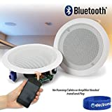 Best Ceiling Speakers - Power Dynamics Ceiling Speakers 60W Wireless Bluetooth Audio Review