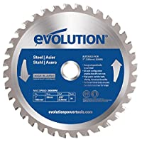 Evolution Power Tools Stainless Steel Cutting Saw Blade