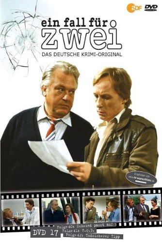Ein Fall für zwei: DVD 17 (Folge 40, 41 und 42)