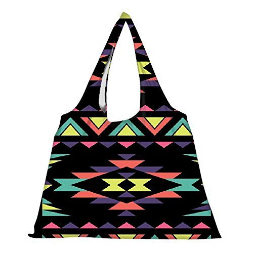 Snoogg High Strength Reusable Shopping Bag Fashion Style Grocery Tote Bag Jhola Bag by Snoogg