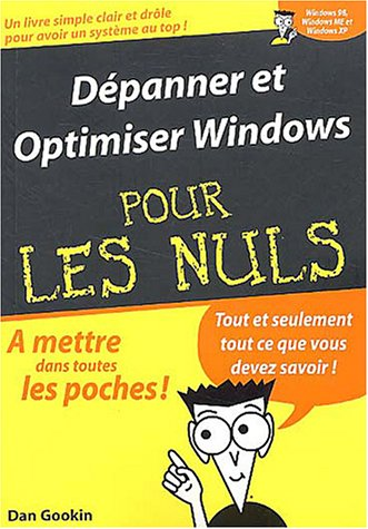 Dépanner et optimiser Windows XP par Collectif