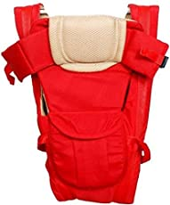 ATXP Baby Carry Bag With Strong Belt 4 In 1 Position-Red