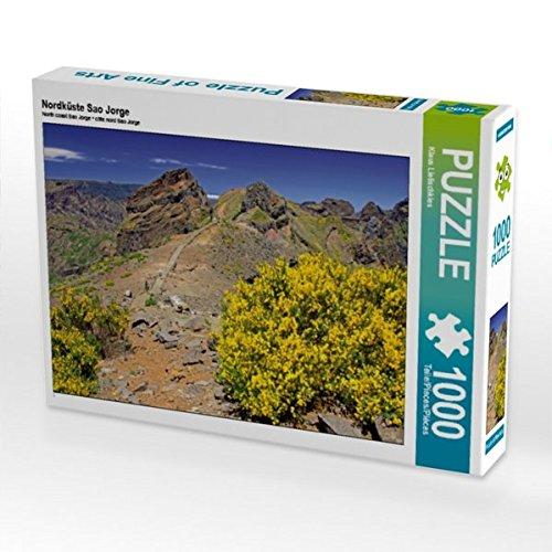 Preisvergleich Produktbild Bergwelt Pico Arreiro 1000 Teile Puzzle quer