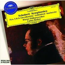 "Schubert: Symphonies Nos.3 & 8 ""Unfinished"""
