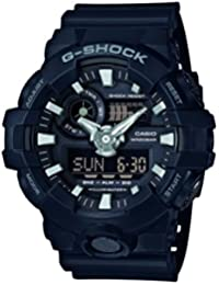 Casio G-Shock – Herren-Armbanduhr mit Analog/Digital-Display und Resin-Armband – GA-700-1BER