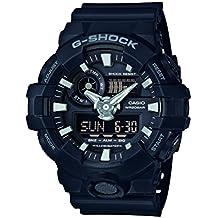 Orologio da Uomo Casio G-Shock GA-700-1BER, colore Nero/Bianco