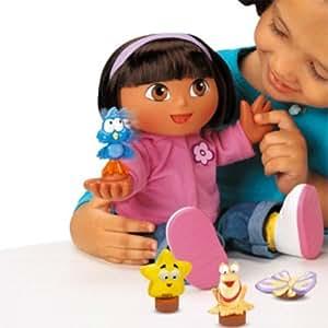 Logitoys - Poupée - Dora Et Amies Magiques