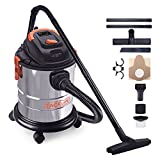 Best Water Vacuum Cleaners - TACKLIFE Wet and Dry Vacuum, Vacuum Cleaner, 3 Review