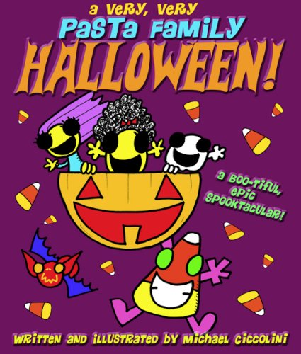 amily Halloween! (The Pasta Family All-Ages Illustrated Adventures! Book 11) (English Edition) ()