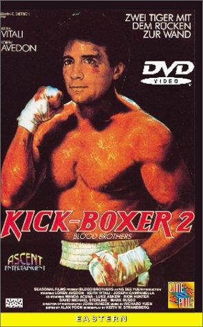 Bild von Kickboxer 2 - Blood Brothers
