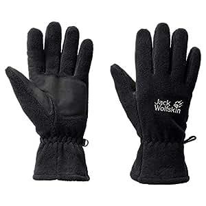 Jack Wolfskin Artist Gloves, X-Small, Black