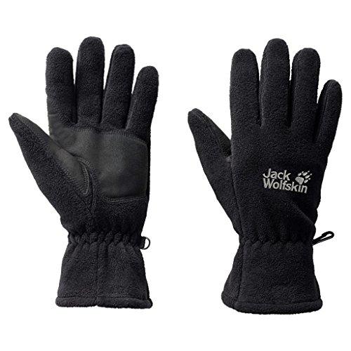 Jack Wolfskin Handschuhe Artist Glove, Black, S, 1900871-6000002