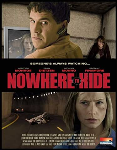 Nowhere to Hide Affiche du film Poster Movie (27 x 40 In - 69cm x 102cm) Style A
