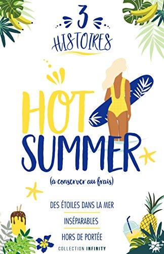 3 histoires : Hot Summer par [Harvey-Berrick, Jane, Boyd, Natasha, Robson, Cecy]