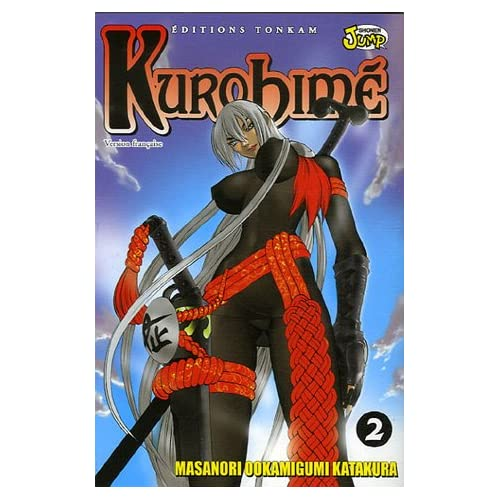 Kurohimé, Tome 2 : L'armagicienne