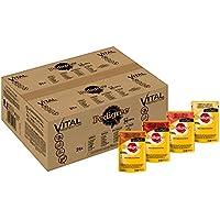 Pedigree Vital Protection Hundefutter mit 4 Sorten Fleisch in Sauce, 84 Beutel (84 x 100 g)