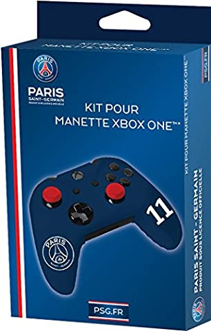 Subsonic Kit pour manette XBOX ONE (housse + caps) -