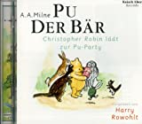 Pu der Bär, Audio-CDs, Tl.3, Christopher Robin lädt zur Pu-Party, 1 Audio-CD