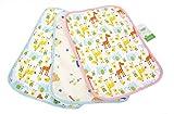Nanxson (TM) Wasserdicht Wiederverwendbare Baby Säuglings Urinal Pad Decke Matte Matratze Wickelauflage TZET0001 (M)