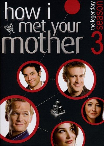 Click for larger image of How I Met Your Mother: Season 3 [DVD] [Region 1] [US Import] [NTSC]