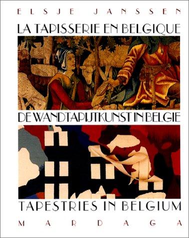 La tapisserie en Belgique par Janssen