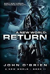 A New World: Return: Volume 2 by John O'Brien (2011-12-06)