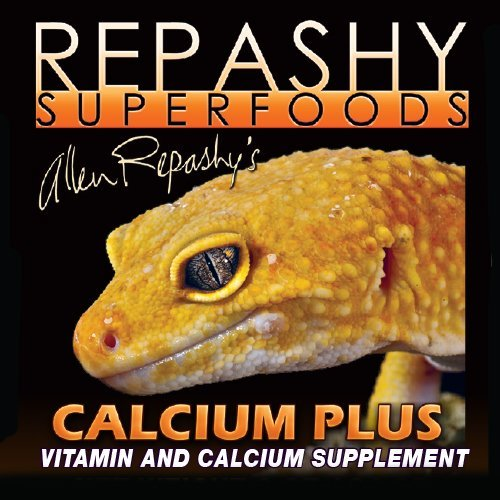 Calcium 500 Plus Vitamin (Repashy Calcium Plus Dose (Vitaminpräparat) (500 g))