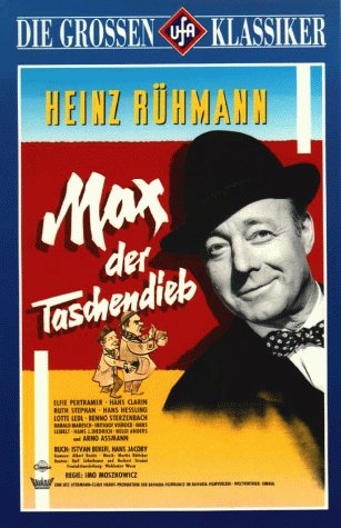Max, der Taschendieb [VHS]