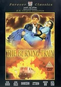 The Burning Train [DVD]
