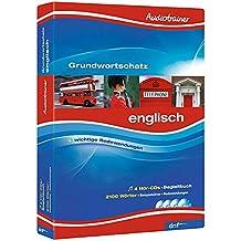 Audiotrainer Grundwortschatz, Englisch Niveau A1 + A2