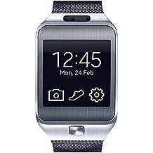 "Samsung Gear 2 - SmartWatch (pantalla 1.63"", cámara 2 MP, 4 GB, Dual-Core 1 GHz, 512 MB RAM) carbón negro"