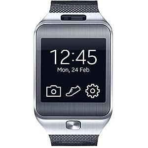 Samsung Gear 2 Smartwatch - carcoal schwarz