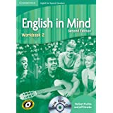 English in Mind for Spanish Speakers 2 Workbook with Audio CD - 9788483238417