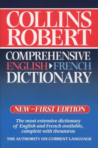 Collins Robert Comprehensive English–French Dictionary: Volume 2: English-French v. 2 par From Collins