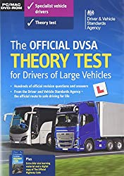 The official DVSA theory test for large goods vehicles DVD